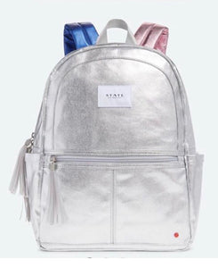 STATE Silver Kane Backpack