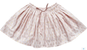 MOON PARIS CLOTHING Girls Pink Skirt