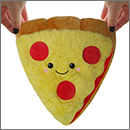 SQUISHABLE Mini Pizza Snack Pillow