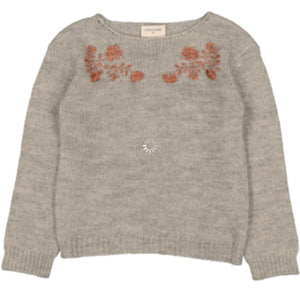 LOUIS LOUISE Roxy Mohair Sweater