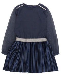 BOBOLI Girls Chiffon Dress