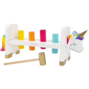 SUNNYLIFE Unicorn Hammer Bench