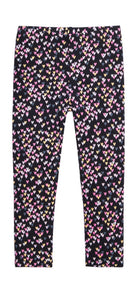 IMOGA Girls Alyssa Heart Print Leggings