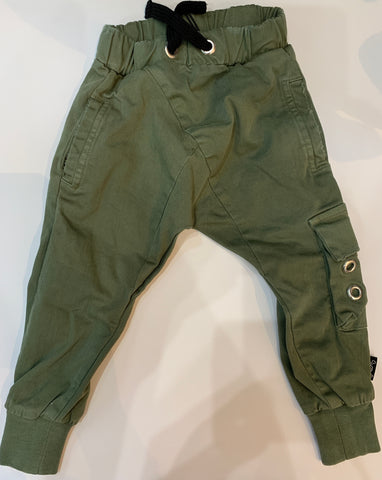 NUNUNU Boys Cargo Pants