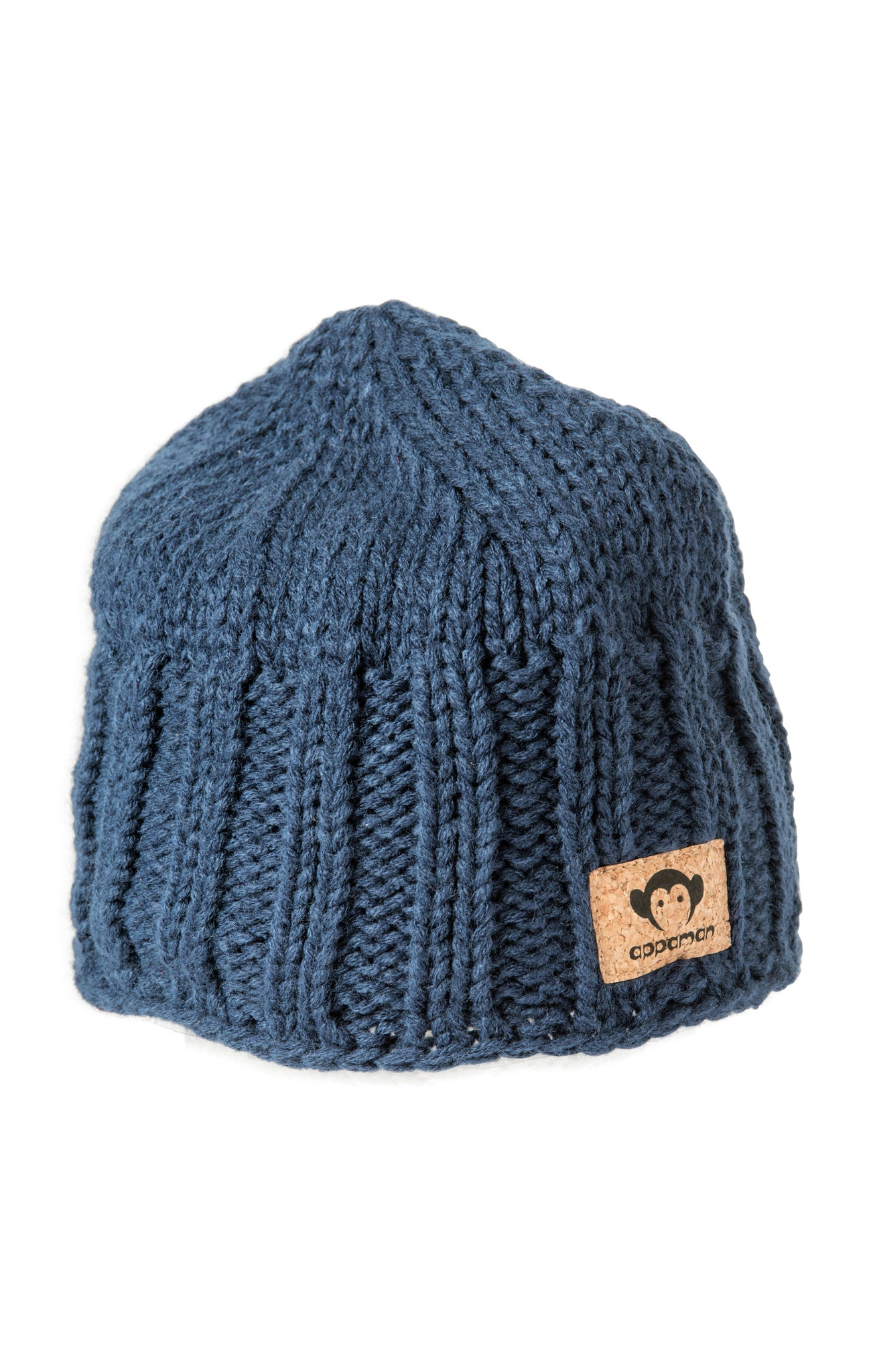 APPAMAN Navy Knit Hat
