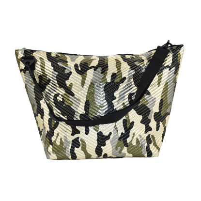 ISCREAM Camo Chevron Weekender Bag