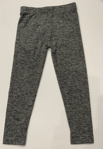 DORI CREATIONS Black Heather Leggings