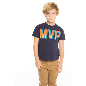 CHASER Boys' MVP Short Sleeve T Shirt