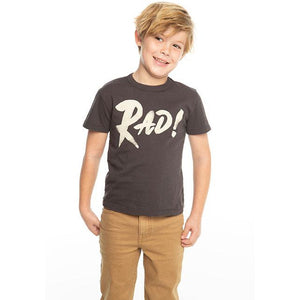 CHASER Boys' Rad Short Sleeve T Shirt