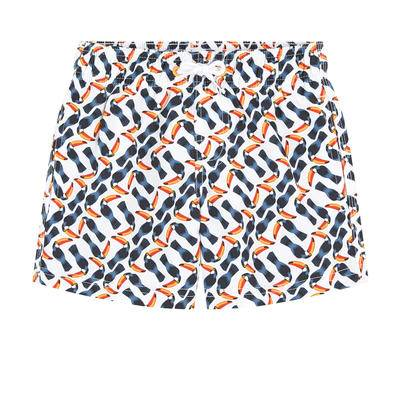 SUNDEK Pelican Print Swim Trunks