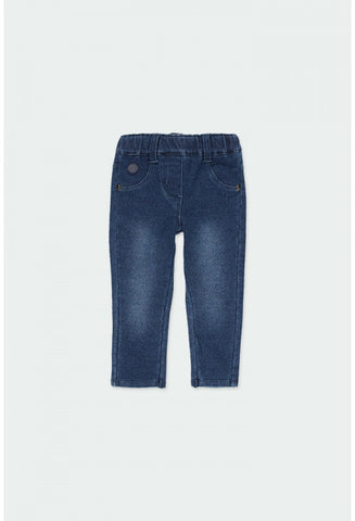 Boboli - Denim Blue Jeggings