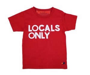AVIATOR NATION Locals Only Tee
