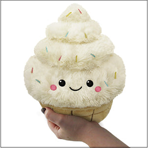 SQUISHABLE Mini Soft Serve Pillow