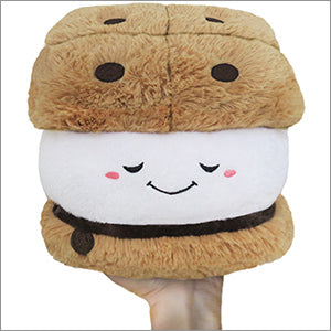 SQUISHABLE Mini S'More Pillow