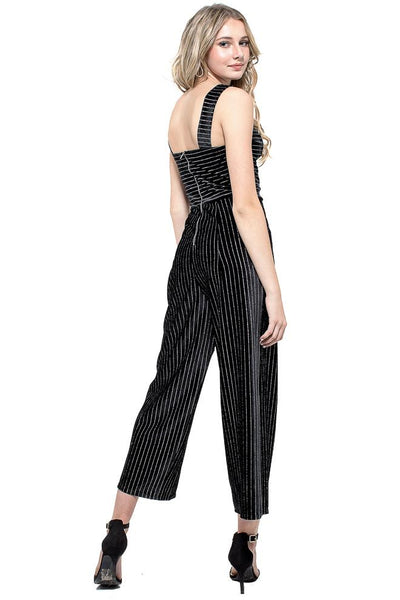 MISS BEHAVE Girls Jada Jumpsuit