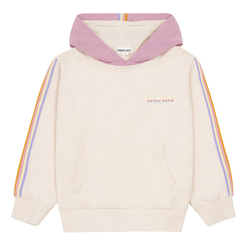 Hundred Pieces Organic Cotton Hoodie - Powder pink