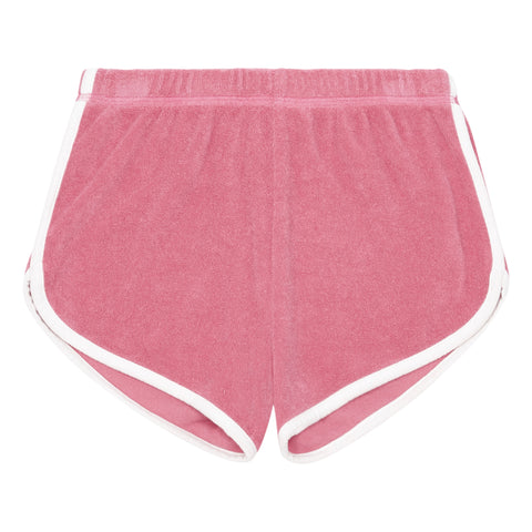 Hundred Pieces - Organic Terry Cloth Shorts Pink