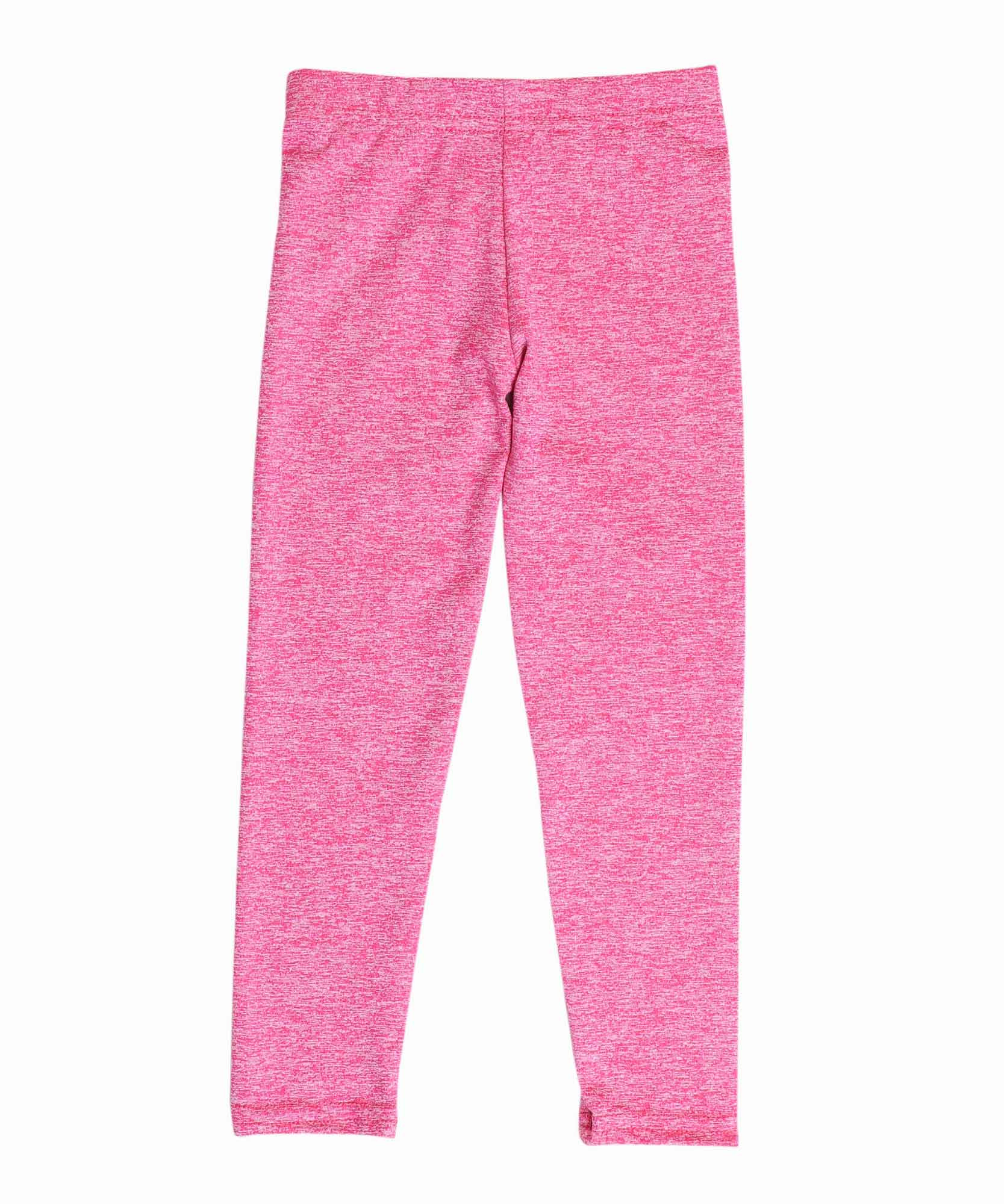 Dori Creations - Heathered Pink Leggings