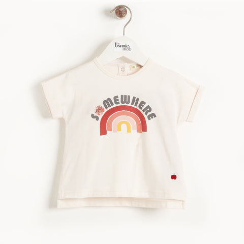 Bonnie Mob Tee - Somewhere Over the Rainbow