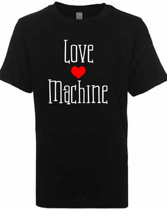 LCK for Stoopher, Love Machine - Black