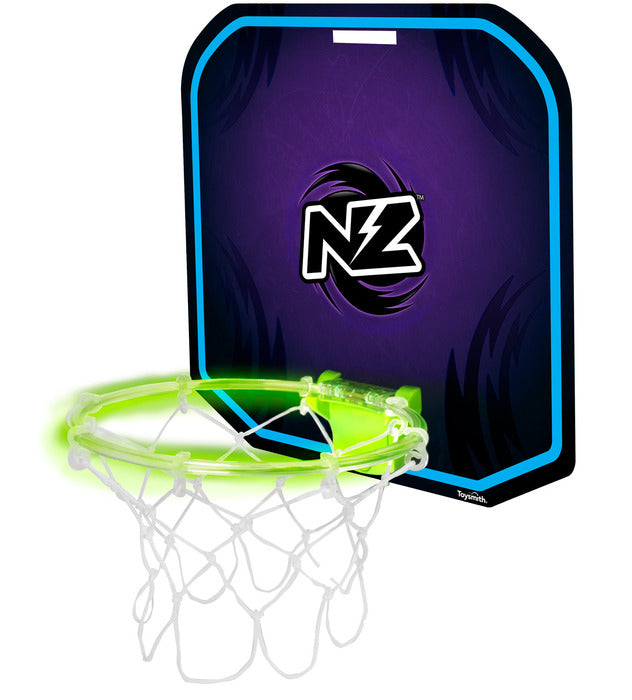 Nightzone Halo Basketball Set