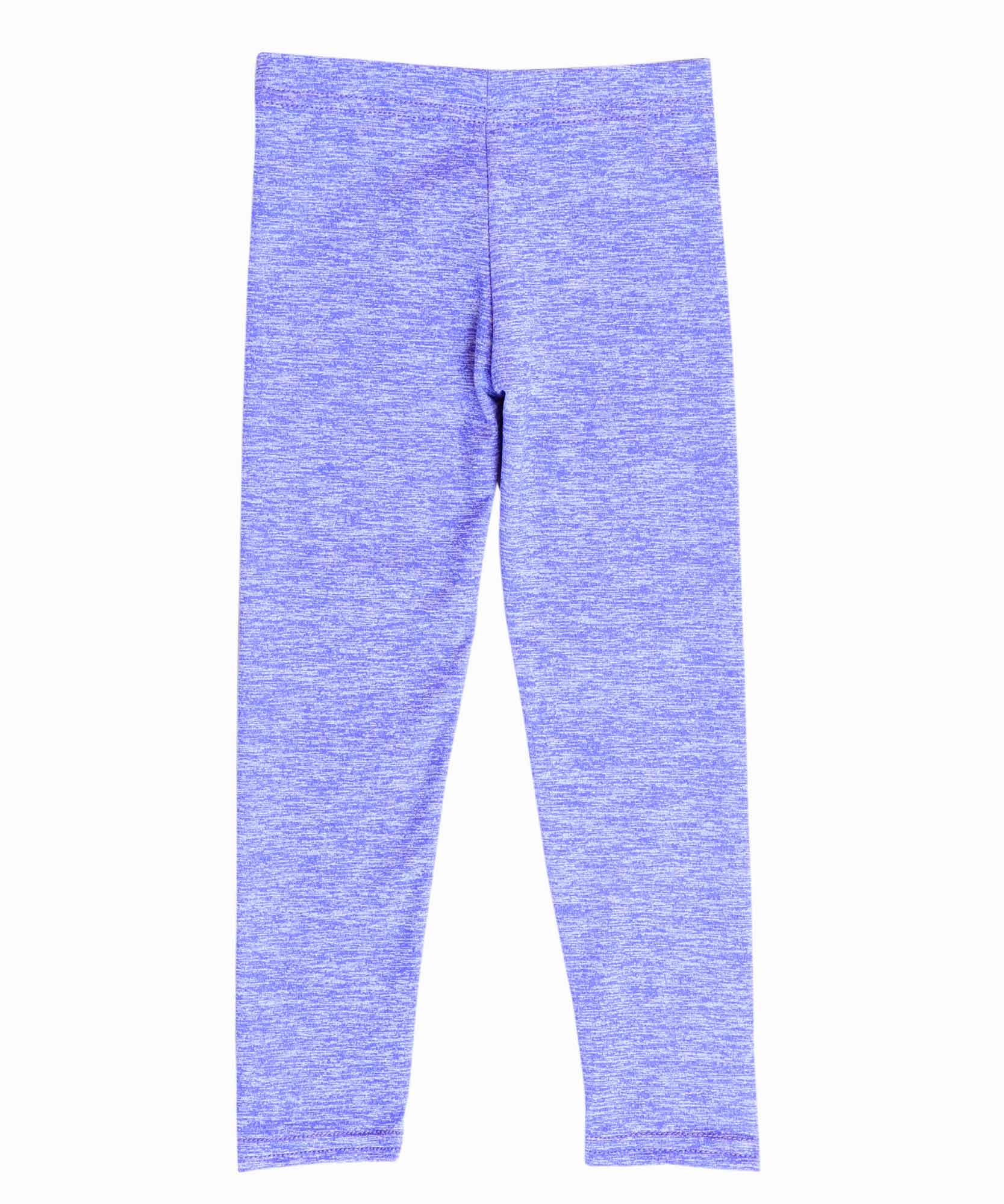 Dori Leggings - Heathered Purple Leggings