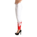 Lava Leggings, Polyester and Spandex, Printed Leggings for Women
