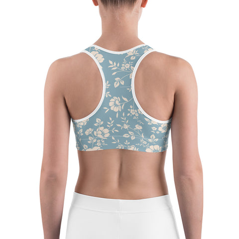 Floral Sports bra for Women