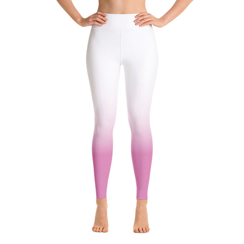 Ombre Pink Leggings