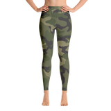 High waisted Camouflage Leggings for Women