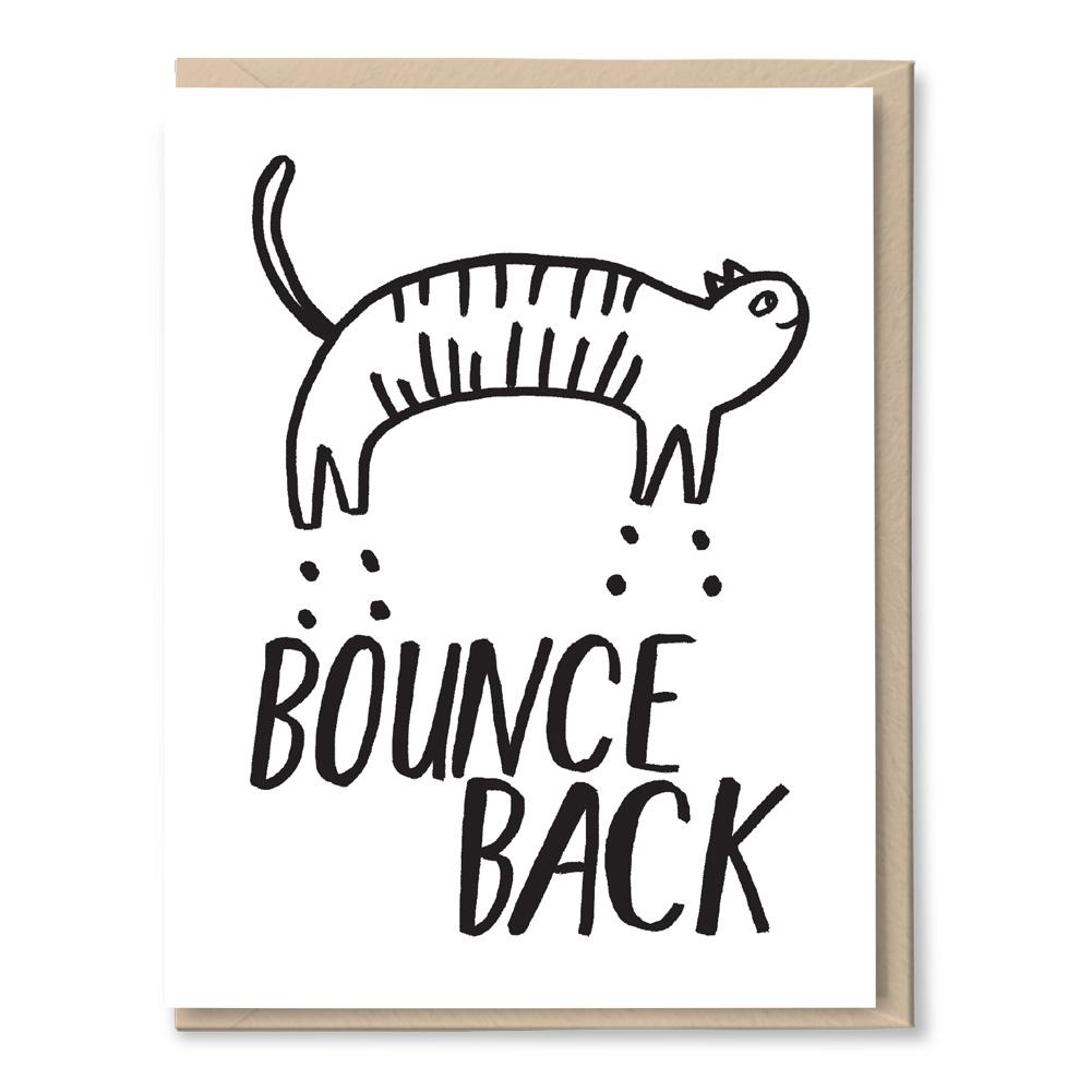 bounceback card