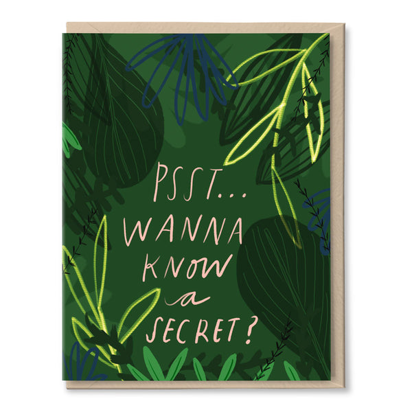 secret garden - just because card BOXSET