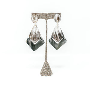 Harley Horn Earrings