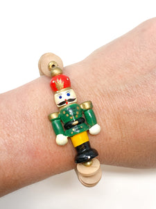 Wooden Nutcracker Bracelet | 11