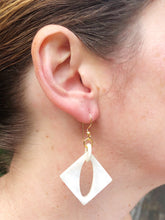 Dustin Horn Earrings-Light