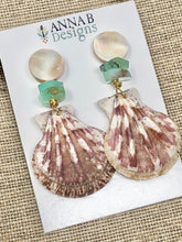 Kai Shell Earrings