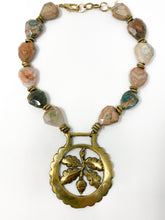 Horsebrass Necklace-Acorn