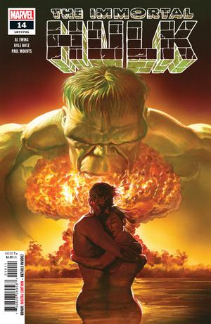 Immortal Hulk #16 Cover A 1st Ptg Regular Alex Ross Cover