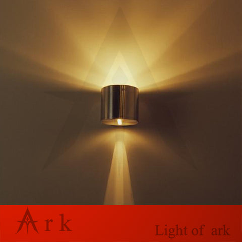 ARK LIGHT - Modern Wall Sconce - 120V LED