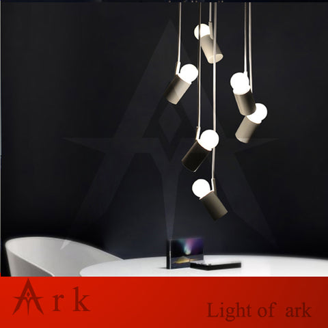 ARK LIGHT - Modern Cord Pendant - 120V E27