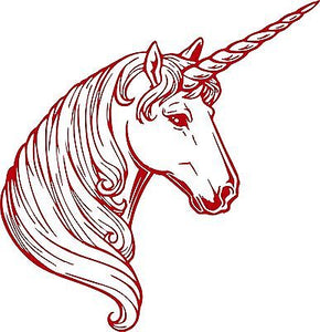 Fantasy Unicorn Magic Horse Car Truck Wall Laptop Vinyl Decal Sticker - 5""