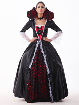 Women Vampire Costume Queen Cosplay