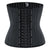 25 Steel Boned Body Shaper Waist Trainer Breathable Latex Corset