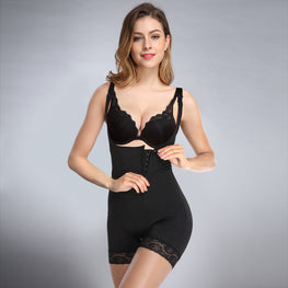 Women Full Body Shaper Seamless Bodysuit