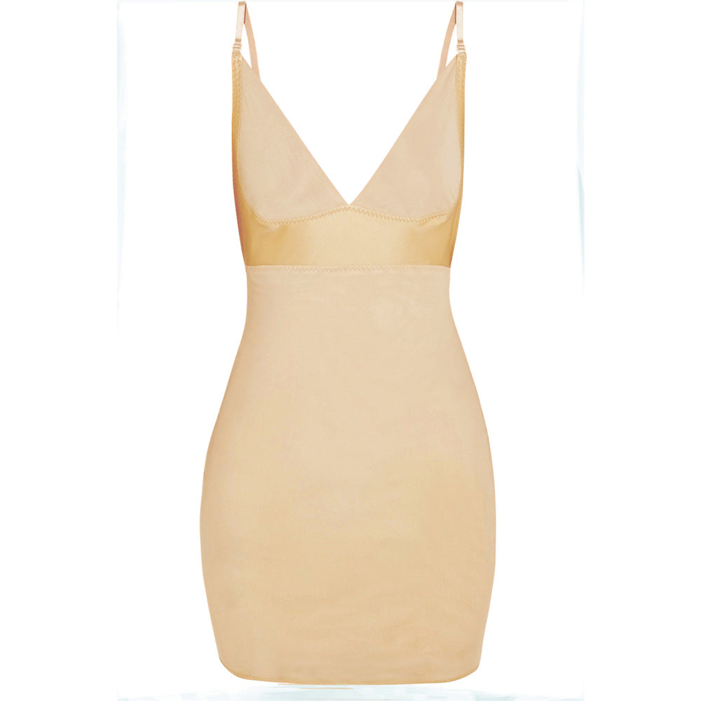 Women Slimming Full Body Shaperwear Dress