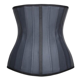 Latex Waist Training 25 Steel Boned Shapewear Corset