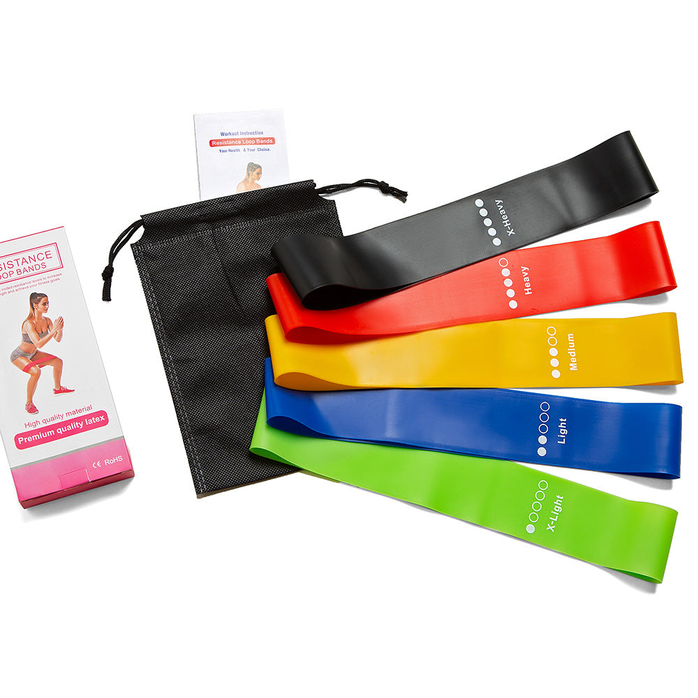 Resistance Bands Loop Exercise Bands Booty Bands