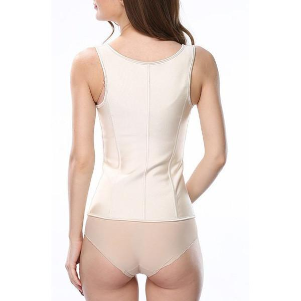 Slimming Shapewear Latex Waist Training With Straps Corset Fajas Colombians