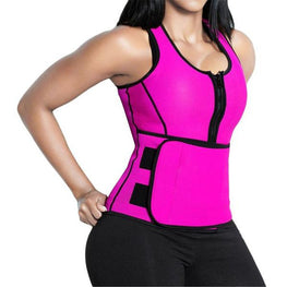 Neoprene Hot Sweat Adjustable Waist Trainer Corset