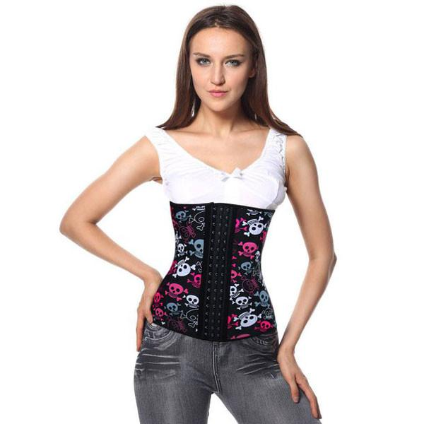 Waist Trainer Weight Loss Latex Body Shaper Corset